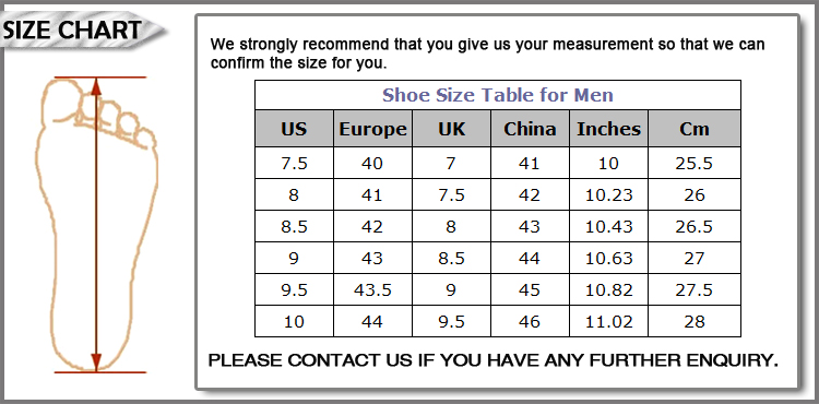 Shoe Size Calculator By Brand